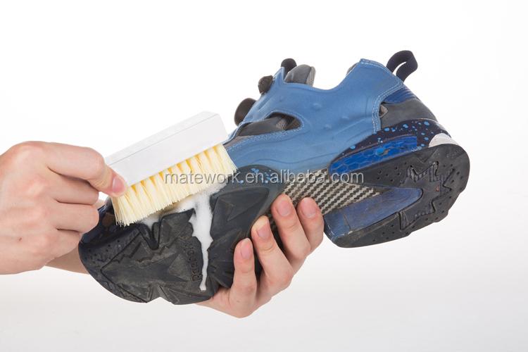 Hot Sell Small Professional Shoe Shine Pig Bristle Brush