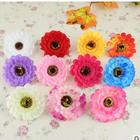 Silk Flowers Artificial Flowers Simulation High Quality Chrysanthemum Daisy Tissue Hand Made Wedding Decoration