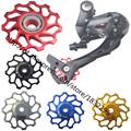 1pcs 11T 13T Alloy Bicycle Rear Derailleur Jockey Wheel Road Mountain Bike Guide Roller Idler Pulley