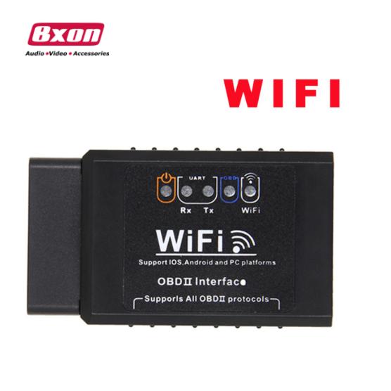 V1.5 ELM327 WIFI OBD2 Car Diagnostic Interface Scanner Reader Check Engine