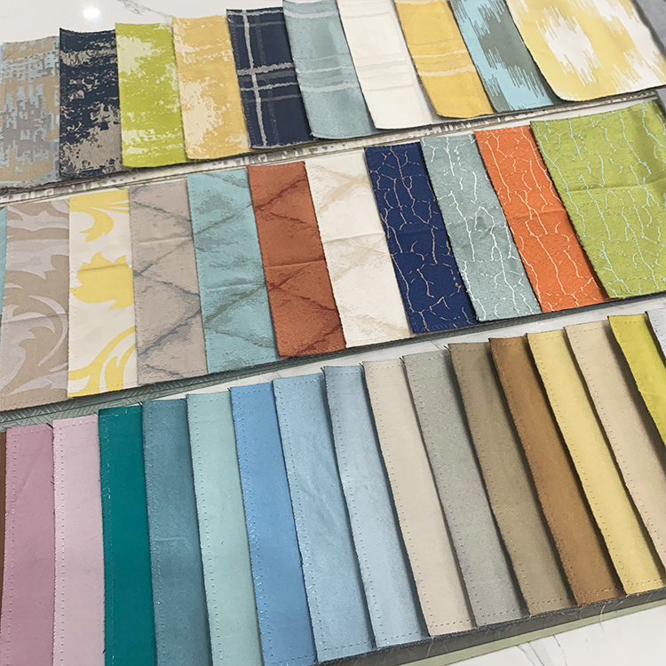 Home Textile Curtain Fabric Sample Hangers