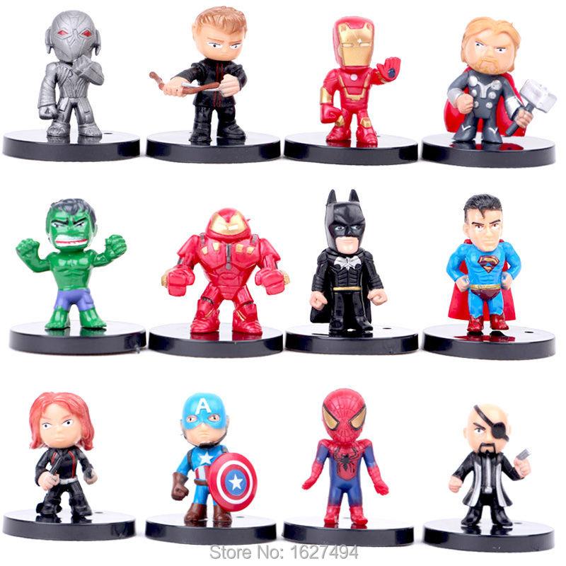Online Buy Wholesale superhero figurines from China ...
