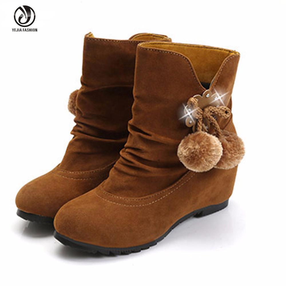 Online Get Cheap Cute Wedge Boots -Aliexpress.com