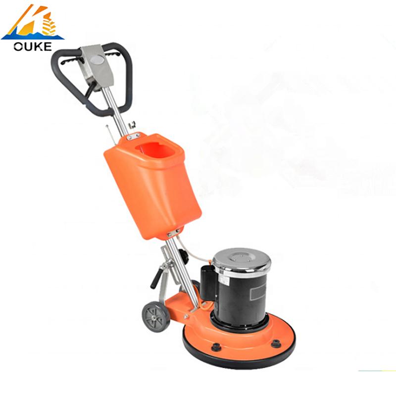 Floor Polisher Machine To Polish Wood
