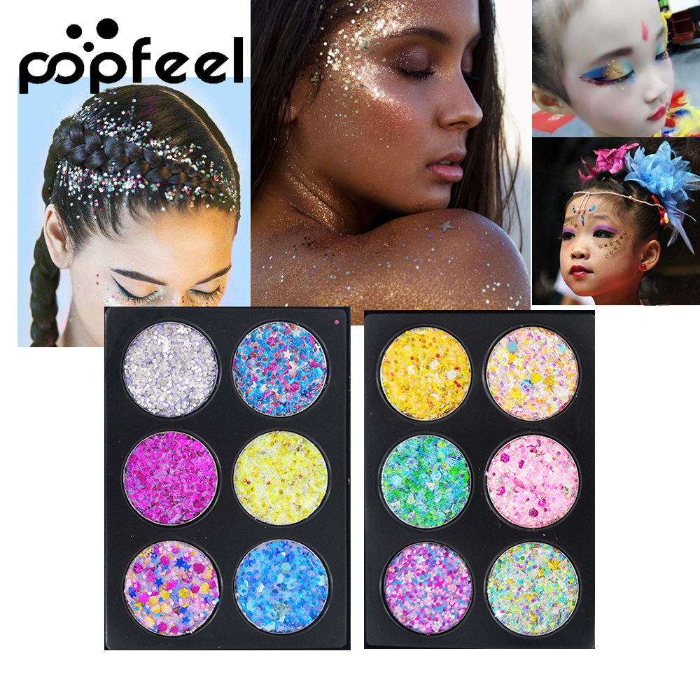 Jingxin Artistic decorated product biodegradable bio cosmetic glitter widely use high grade glitter powder for face or lips