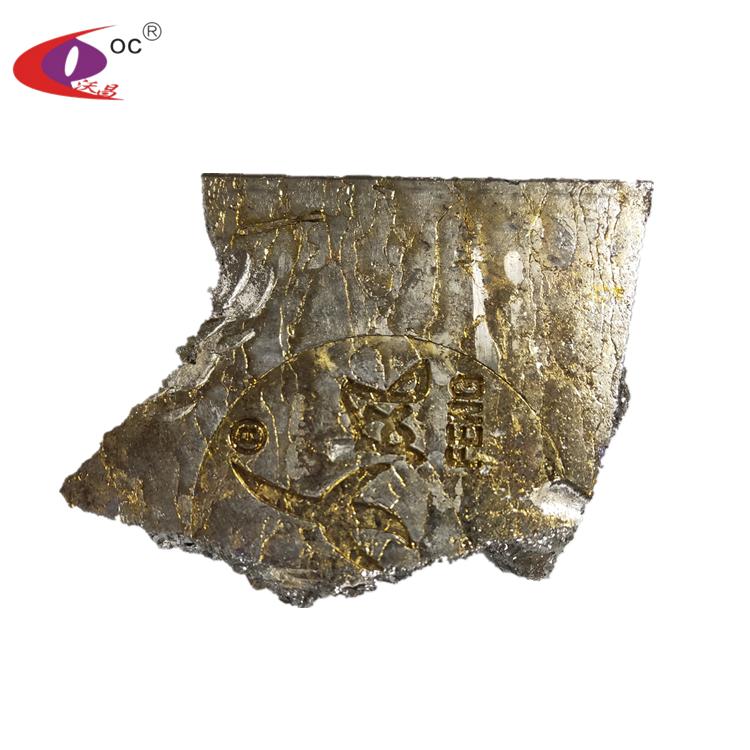 Guangdong Factory Supply High Pure Bismuth Metal Ingot 1kg Bismuth Price