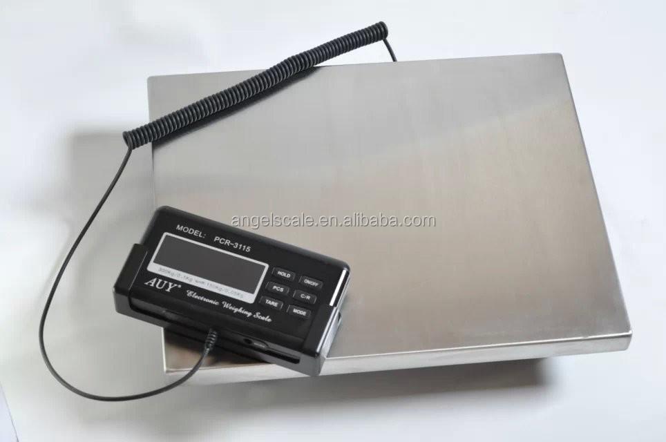 60kg 300kg Electronic Digital Postal Scale Waterproof