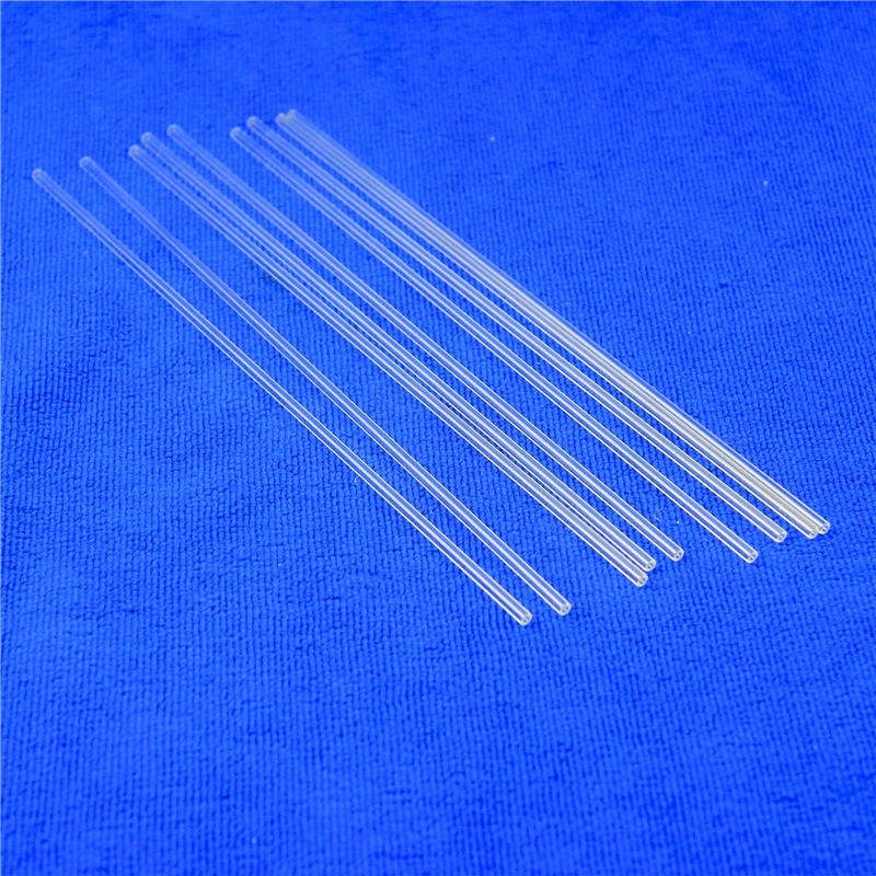 quartz glass tube 3mm from china quartz manufacture
