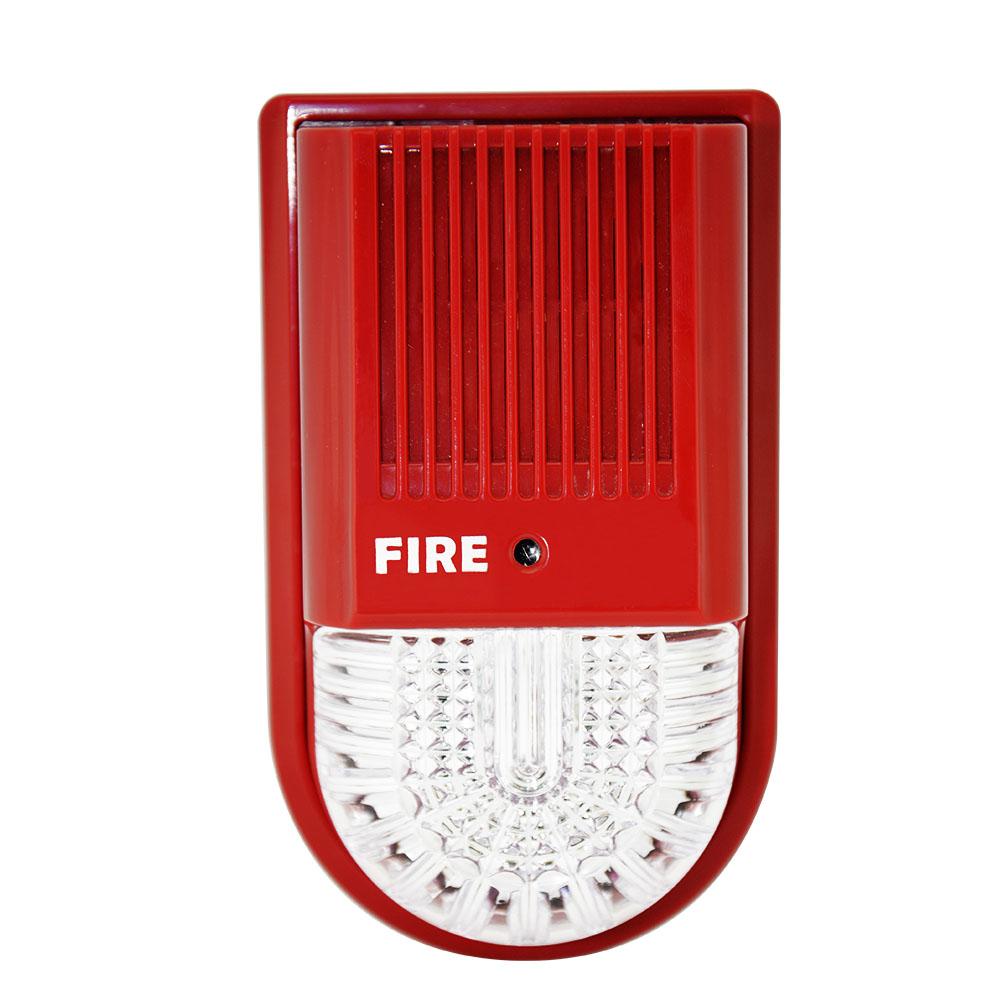 24v led strobe light fire alarm sounder led warning aviation light