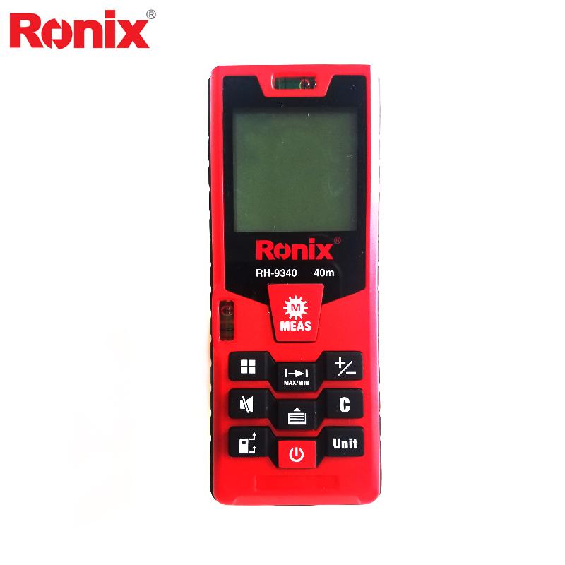 Роникс Мини Ручной лазерный сканер штрих кода измеритель мощности дальномер 40 м дальномер инструмент модель RH-9340