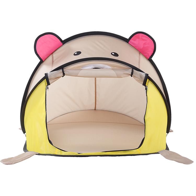 Bear Pop Up Children Play House Tent