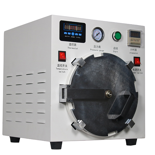 Factory supply directly- Mobile Phone Repairing autoclave Machine OCA Air Bubble Removing Machine for LCD Touch Screen Refurbish