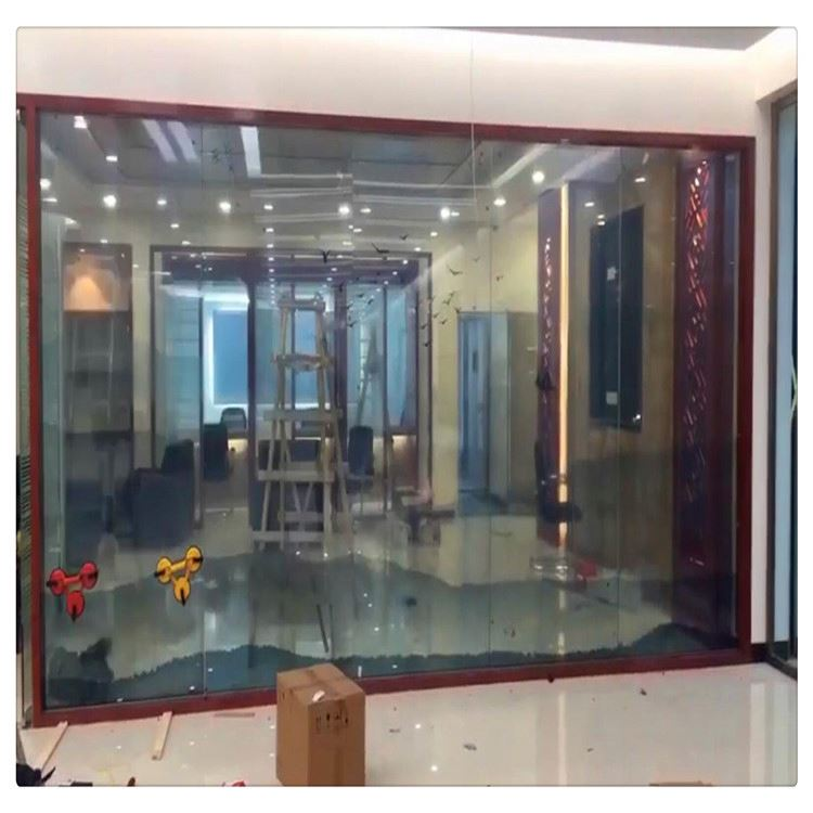 PDLC Smart Film glass window film remote control window film frosted self -adhesive tint