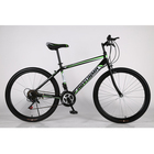 really cheap 26 aluminum alloy frame mountain bike bicycle/BMX mountain bike 21 speed / special for India market