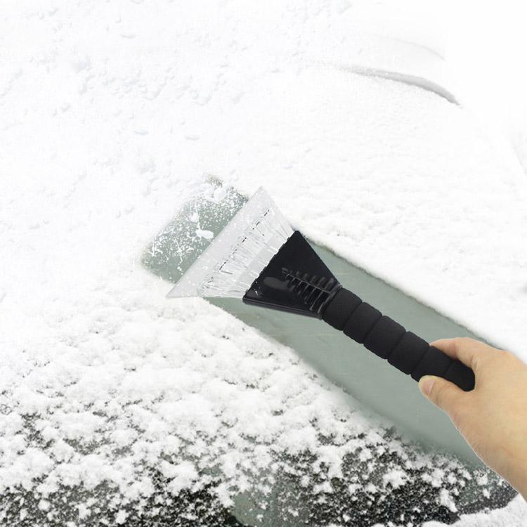 promotion Wholesale Clear plastic ice scraper car ice scraper