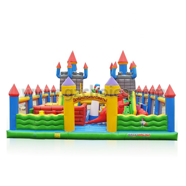 2021 Best Party Commercial Grade Inflatable Bounce House and Slide Combo for Rental Use