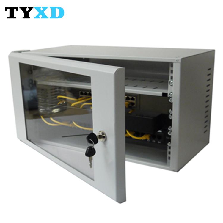 6U ddf data entry Wall mounted server rack cabinet network cabinet