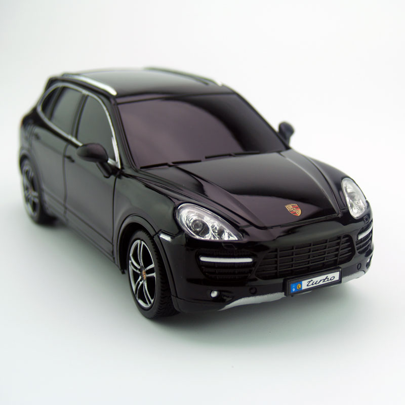 Licensed 1 24 Rc Car Model For Porsche Cayenne Remote Control Radio Racing Kids Toys Children Christmas Gifts In Cars From Hobbies