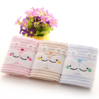 100% cotton jacquard embroidered penguin kids children towel