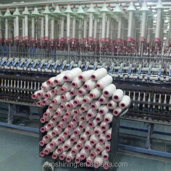 100% natural linen yarn Flax yarn 20 NM raw, semi-bleached, short fiber, long fiber wet spun, dyr spun