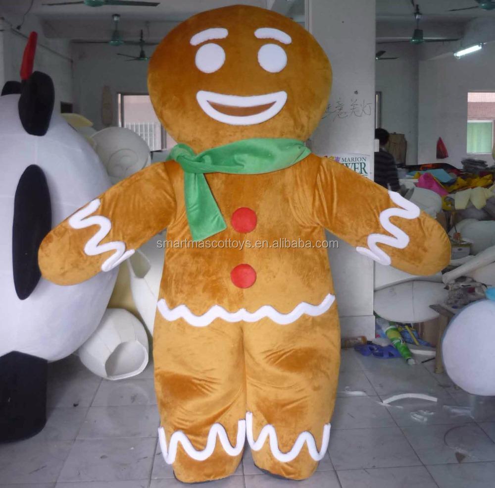 Disfraz De Mascota De Hombre De Jengibre Mascota De Peluche Buy Disfraz De Hombre De Jengibre Mascota De Hombre De Jengibre Disfraz De Hombre De Jengibre Product On Alibaba Com
