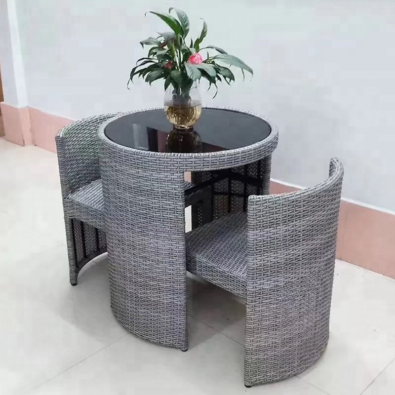 Unique Outdoor Garden Furniture Rattan Coffee Table Set For Coffee Shop,  View Coffee Table Set, Hanbang Product Details From Foshan Hanbang Furniture  Co., Ltd. On Alibaba.com