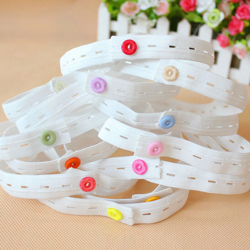 1 Pack 6 pcs Nappy Changing Diaper Fixed Belt Nappy Fastener Holder Clip Fixed Baby Cloth
