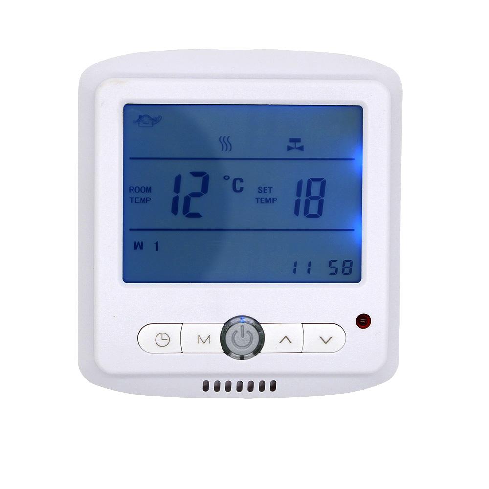 online kaufen gro handel fu bodenheizung thermostat aus china fu bodenheizung thermostat. Black Bedroom Furniture Sets. Home Design Ideas