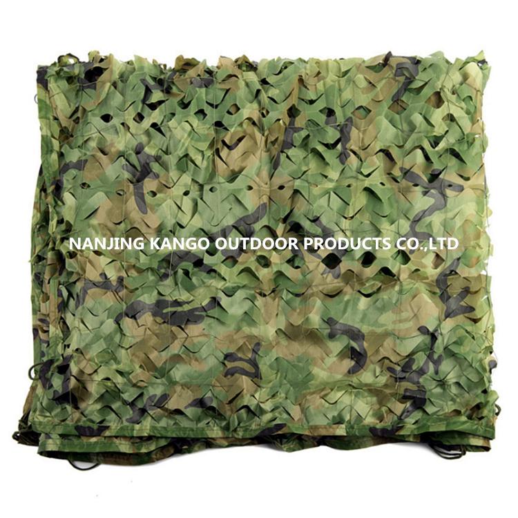 Фабричная изобретательная дешевая камуфляжная сетка для охоты на открытом воздухе