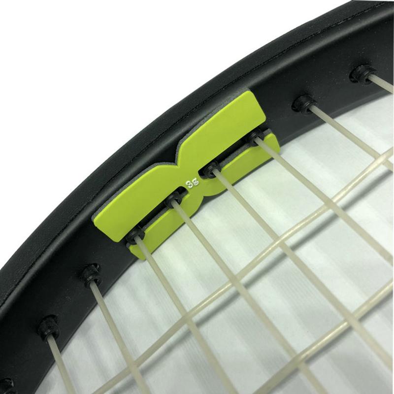 Ракетка для тенниса, ускоритель для планшета, балансировка, тип H, заготовка, 3 г, силиконовая ракетка, балансировочная штанга