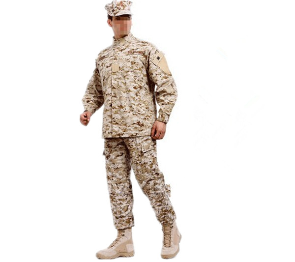 Desert Camoflage Uniform 109