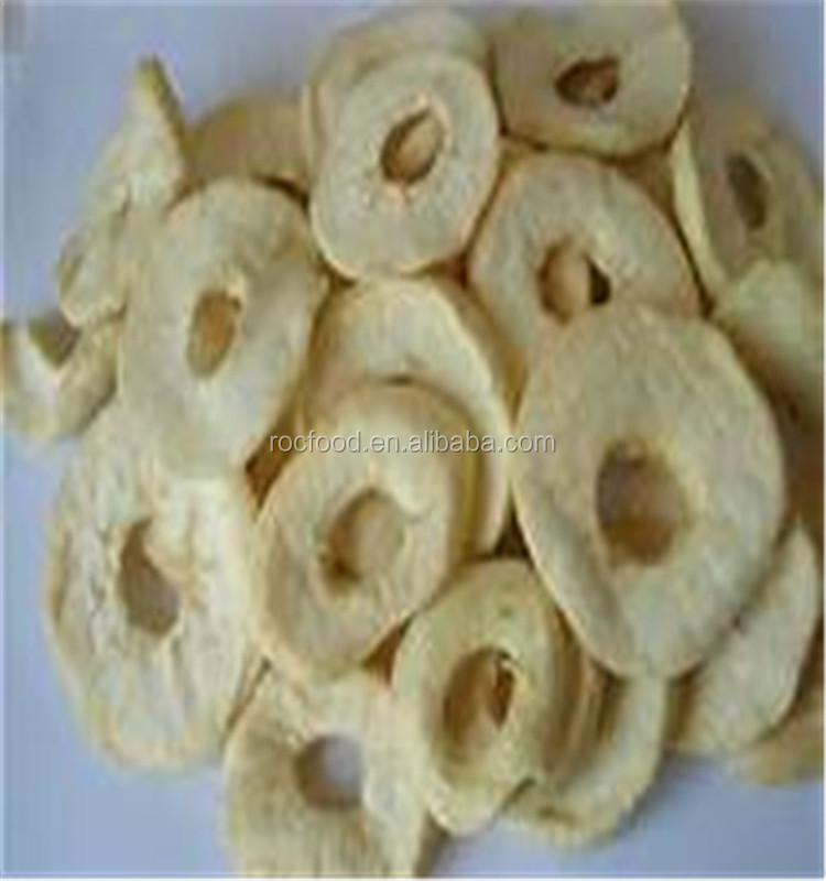 Удаленные чипы яблока, удаленные кольца яблока, удаленные ломтики яблока