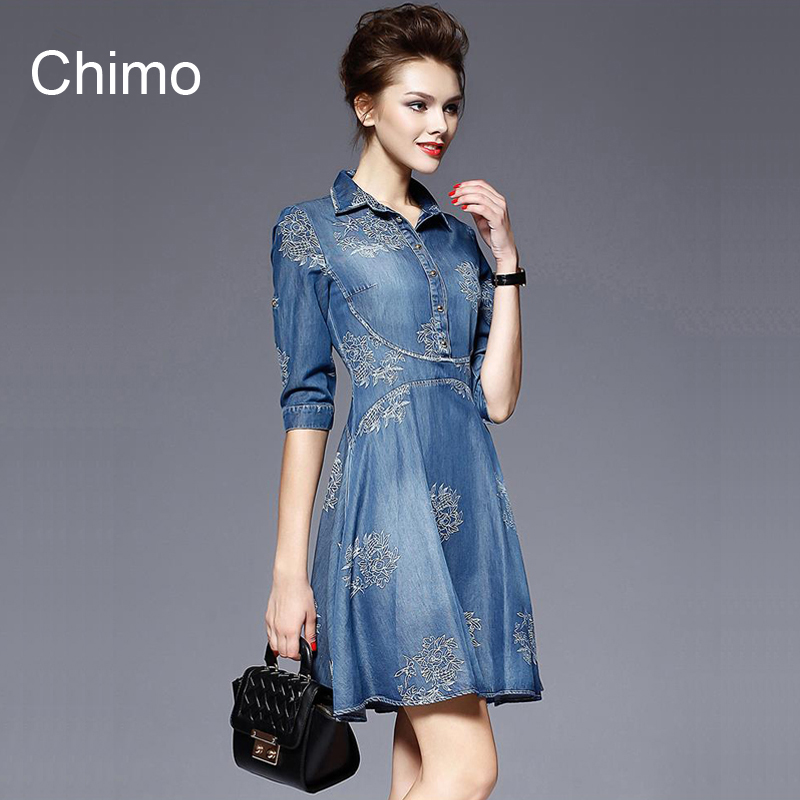 Shop for denim dresses at programadereconstrucaocapilar.ml Free Shipping. Free Returns. All the time.