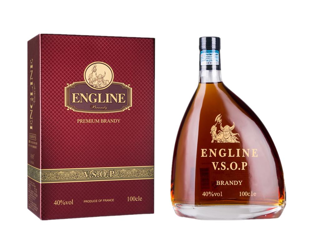 Недорогой ликер 700 мл Engline VSOP Brandy оптом