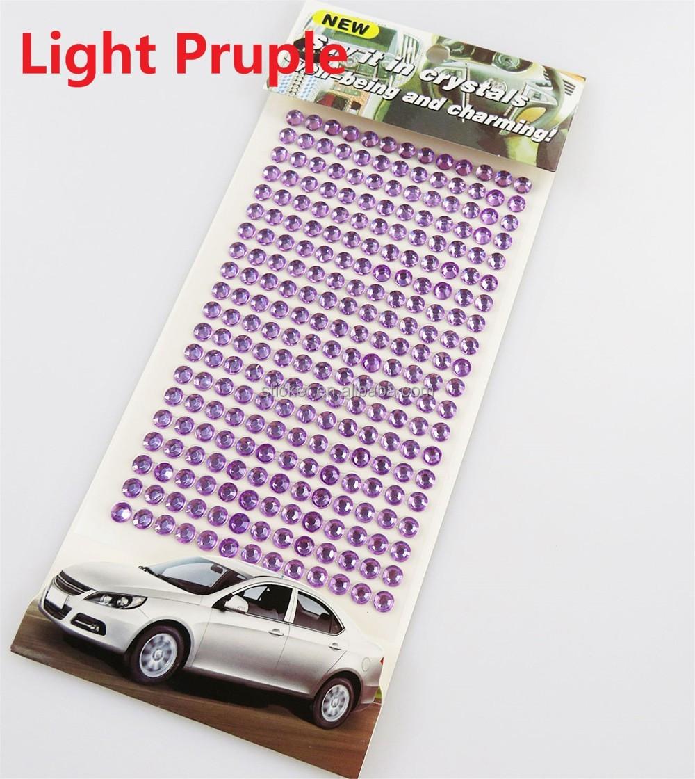 Crystal sticker,rhinestone sticker sheets,rhinestone sticker