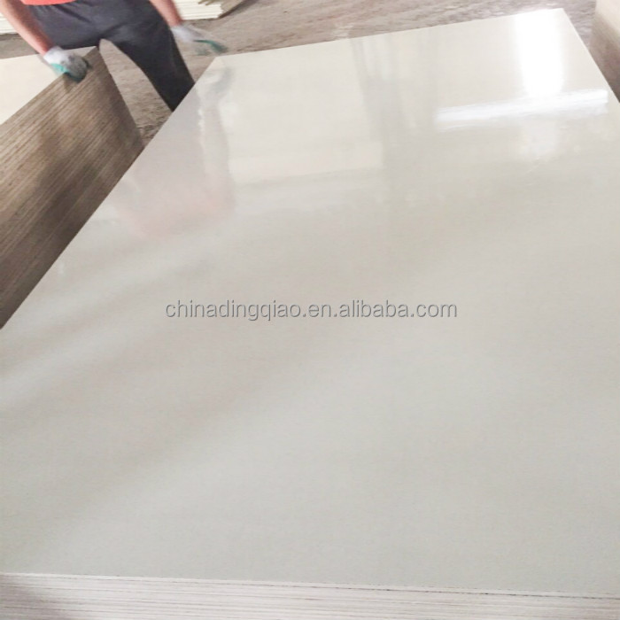1220x2440mm Formica Plastic Laminate Sheets / HPL Plywood to USA
