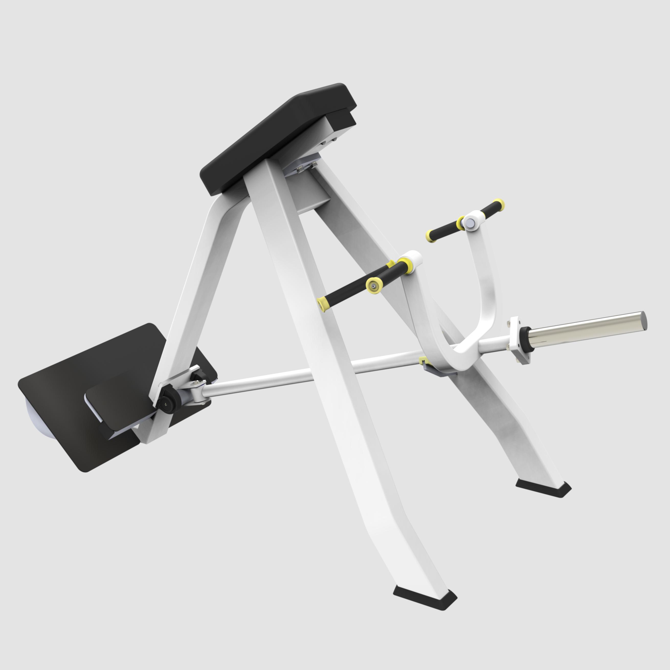 Оборудование для фитнеса для коммерческого тренажерного зала, тренажер для упражнений с тяжелой пластиной