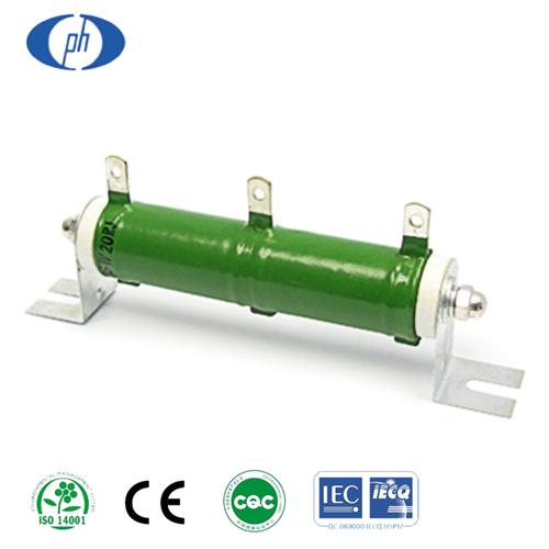 10W~5000W wirewound adjustable sliding rheostat Coated High Power Ceramic Tube Resistors