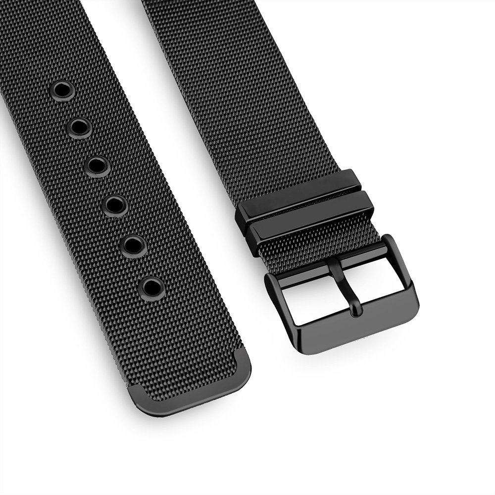 Universal Milanese Loop For Apple Watch Series 3 2 1 Stainless Steel Strap Replacement Bracelet Band