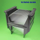 Glass Electro Glass Wafer 0.2mm Thick Pyrex 7740 Glass Wafer For Micro Electro Mechanical System