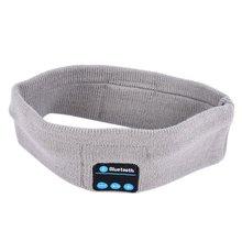b5514a67740 EDAL Unisex Warm Headband Wireless Bluetooth Earphone Smart Caps Headphone  Headset Speaker Mic(China)