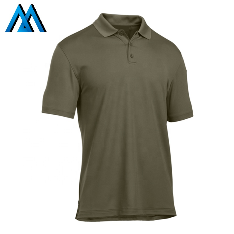 Customized Embroidered Stiff Collar Men's Custom Logo 100 Cotton Shirts Pockets Polo Shirt With Pen Pocket On Sleeve - Buy Polo Shirt With Pen Pocket ...
