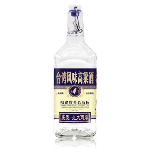 Sorghum Liquor TAIWAN 500ml 650ml