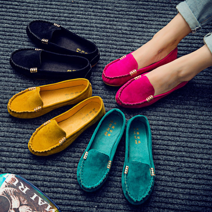 Cute Closed Toe Shoes For Spring
