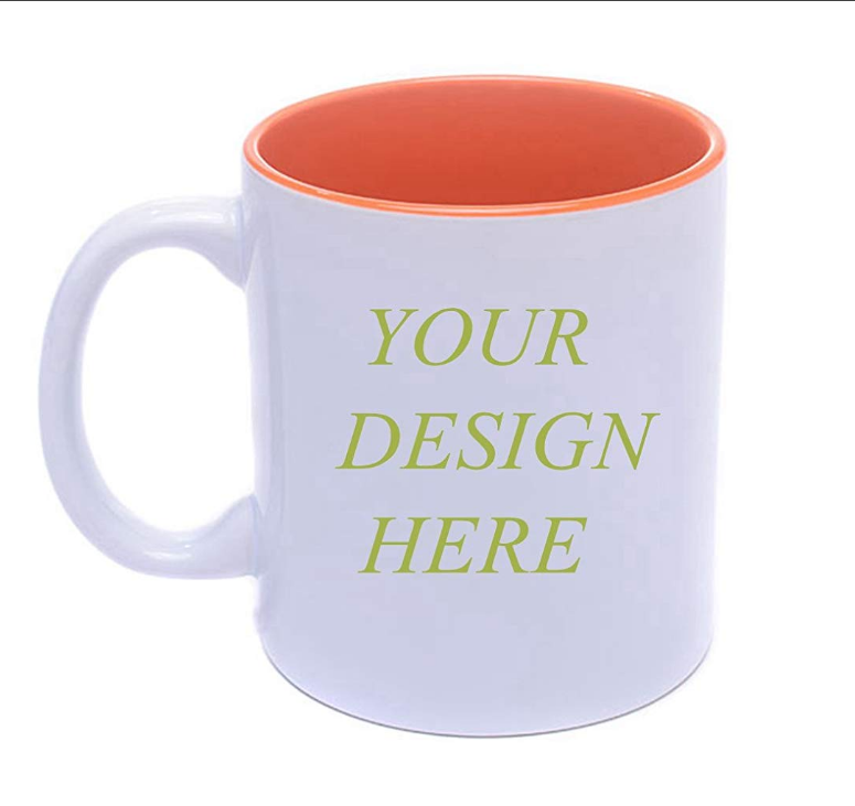 Diy Personalized Coffee Mug Add Pictures Logo Or Text To Custom Mugs Cups For Gift Buy Customized Coffe Cups Customise Cups Coffe Mug Product On Alibaba Com