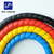 High Quality Plastic Spiral Guard for Wrapping Cable Tube hydraulic Hose Protector