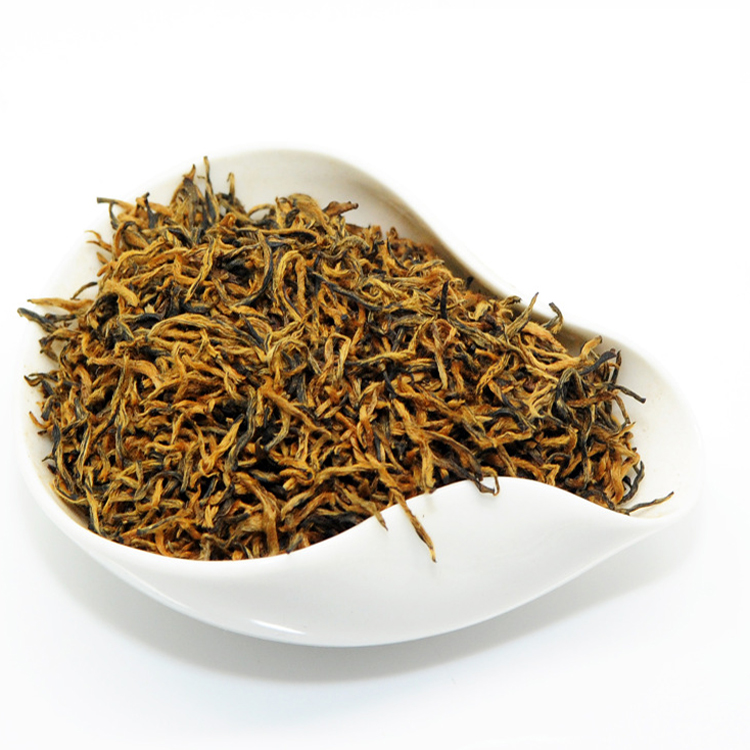 High mountain premium EU standard Chinese export Jinjunmei Black tea leaves - 4uTea | 4uTea.com