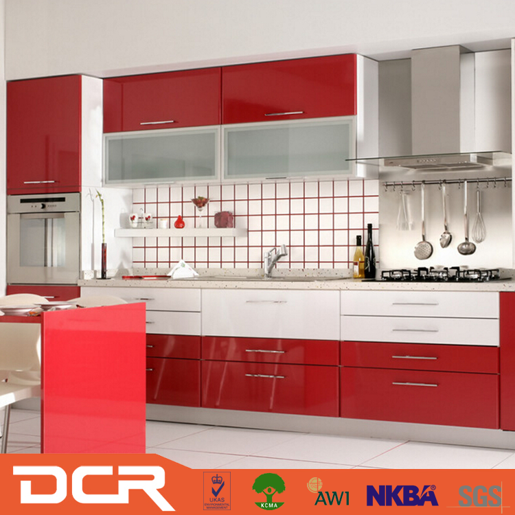 Red Lacquer Pear Wood Aluminium Glass Kitchen Cabinet Doors Direct Sale Buy Red Lacquer Kitchen Cabinet Pear Wood Kitchen Cabinet Aluminium Glass Kitchen Cabinet Doors Product On Alibaba Com