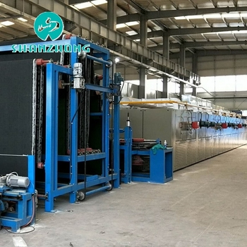 Artificial turf factory customized perfect artificial grass production machine
