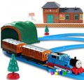 New hot selling Thomas And Friends Electric Thomas Trains Set With Rail For Children Kid Boy